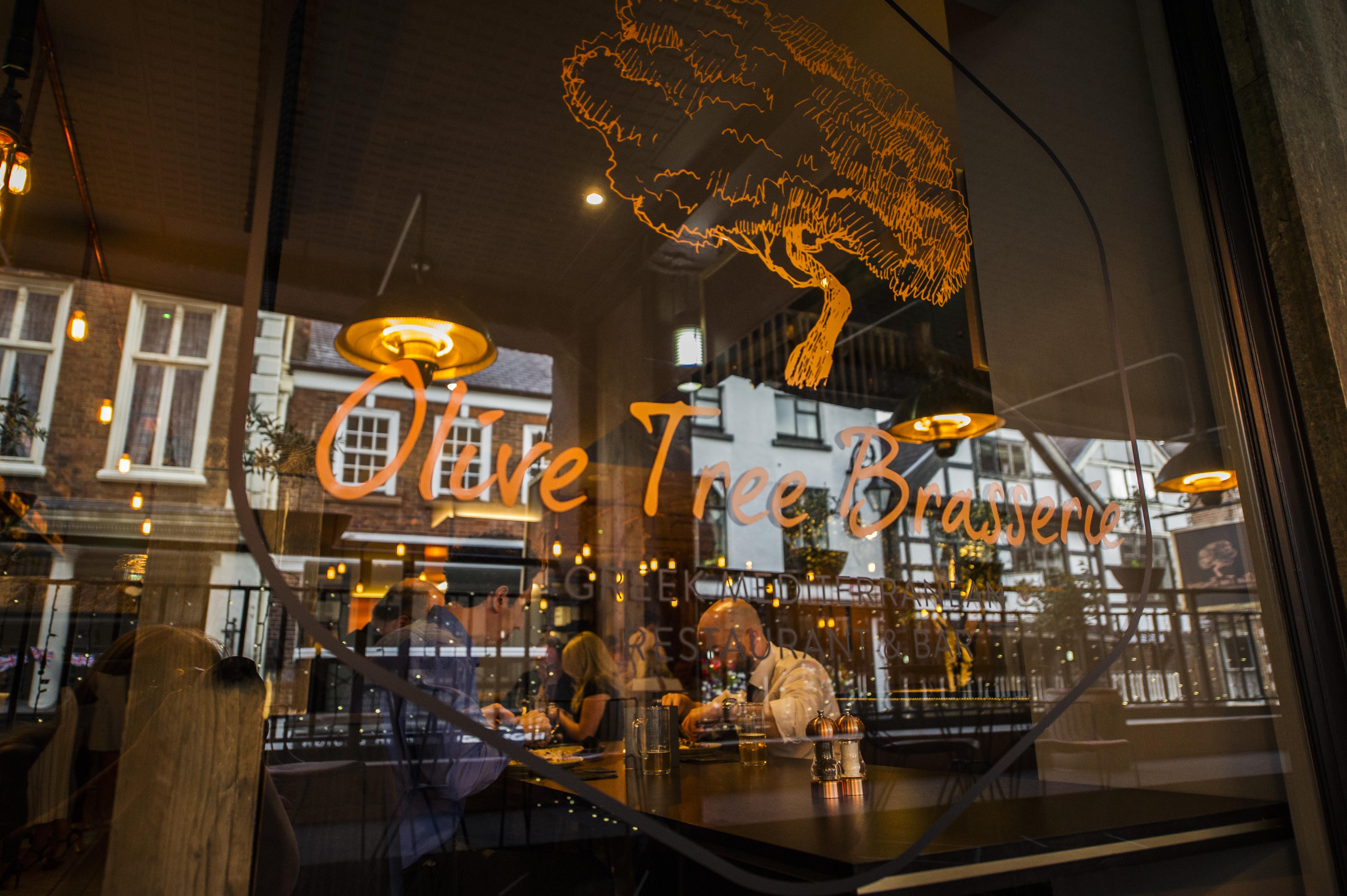 Olive Tree Brasserie – Chester