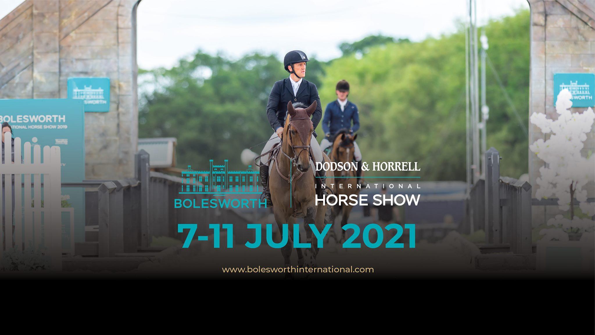 The Dodson & Horrell Bolesworth International 2021