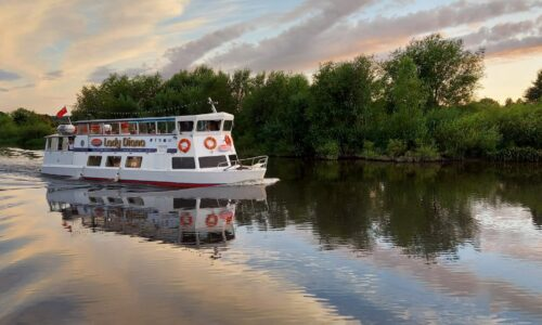 Chester Boats – Fish and Chips Friday Cruise
