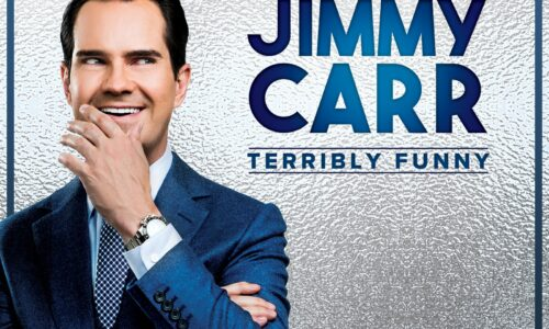 Storyhouse – Jimmy Carr – Terribly Funny