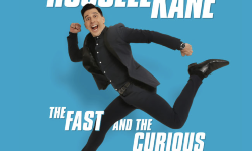 Storyhouse – Russell Kane: The Fast and The Curious