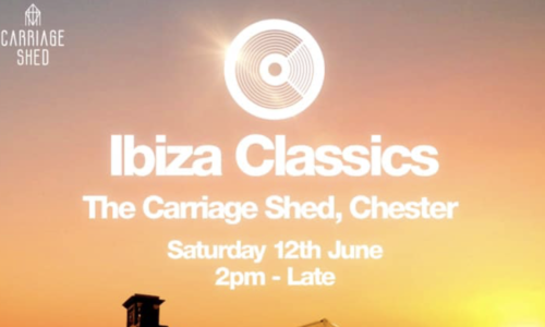 Ibiza Classics at The Carriage Shed