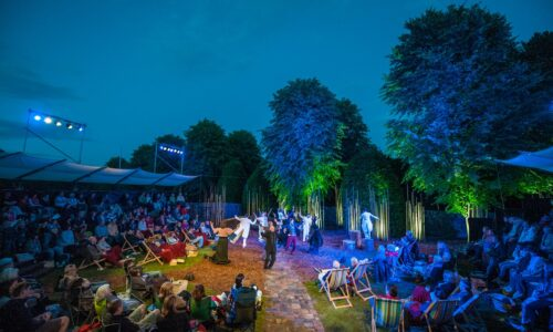 Grosvenor Open Air Theatre