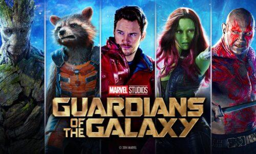 Moonlight Flicks – Guardians of the Galaxy