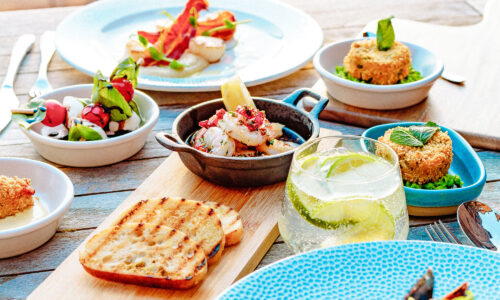 A true taste of the Mediterranean arrives in Chester city centre this Spring …