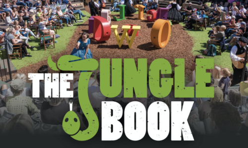 Grosvenor Open Air Theatre – The Jungle Book (sold out)