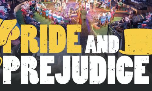 Grosvenor Open Air Theatre – Pride and Prejudice