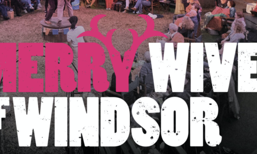 Grosvenor Open Air Theatre – Merry Wives of Windsor