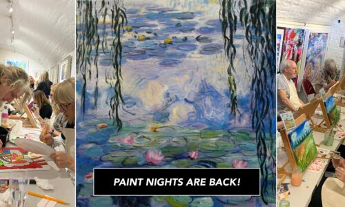 Watergate Gallery – Show Me The Monet