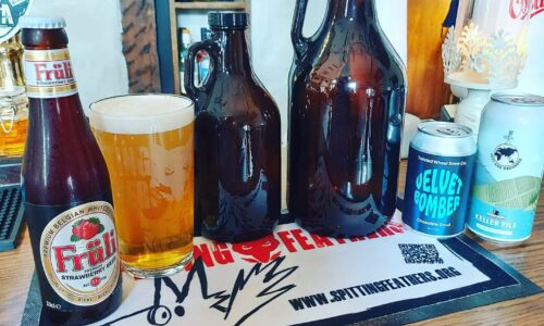 20% off all takeaway beer! – The Brewery Tap