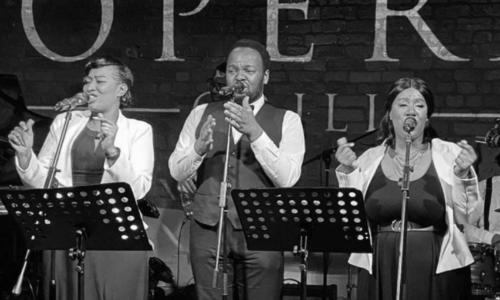 Gospel Sunday's – Opera Grill