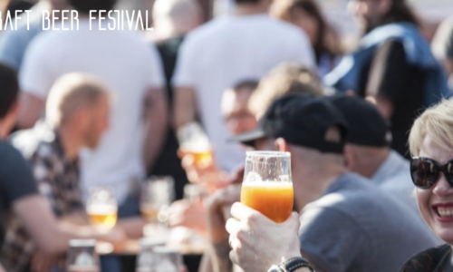 Chester Craft Beer Festival at Carriage Shed