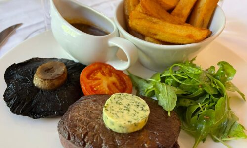 WLGT Dining Review – The Langdale Restaurant at Rowton Hall Hotel & Spa