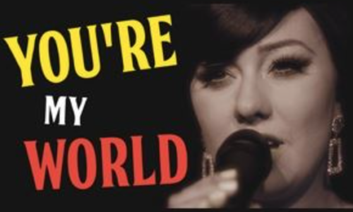 You're My World – A Cilla Black Tribute at Alexander's Live