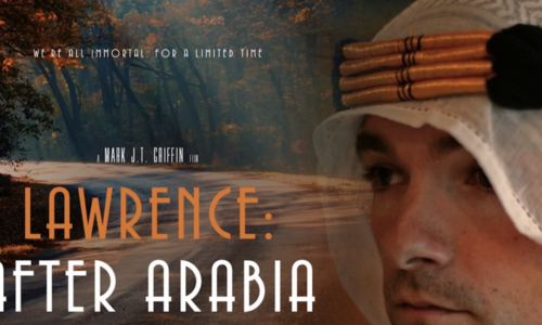 Lawrence After Arabia – Pre-Release Screening + Director Q&A