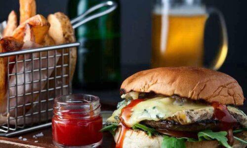 2-4-1 Burgers at The Ship Inn!