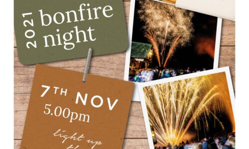 Chester Fire Works & Bonfire Night