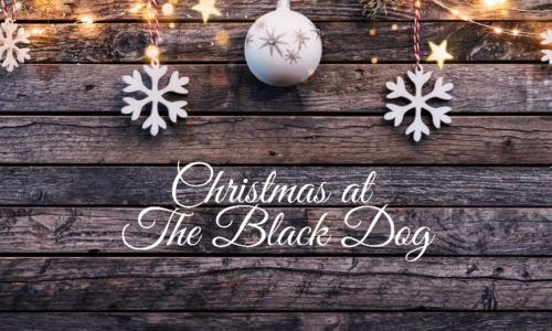 Christmas Day Lunch at The Black Dog