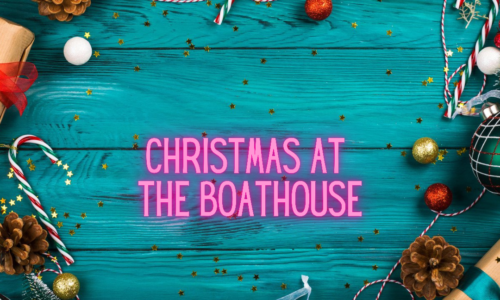 Christmas Day at The Boathouse