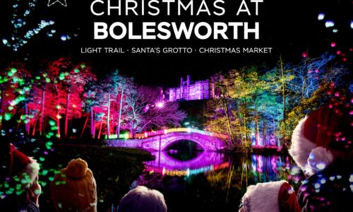 Get ready for thirty sparkling nights of enchanted magic at Bolesworth this Christmas!