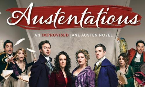 Austentatious – the Improvised Jane Austen Novel