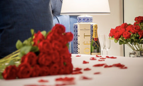 Ultimate Romance Package at The Hotel Chester