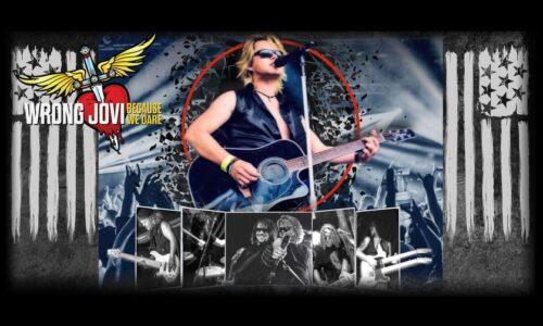 Wrong Jovi live at Alexanders Live