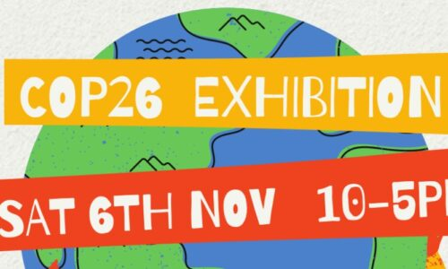 COP26 Exhibition at Chester Cathedral