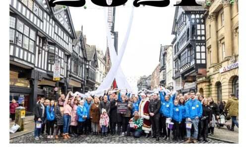 White Ribbon Day with Chester Womens Aid