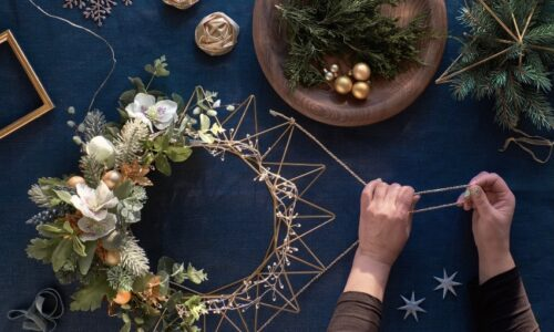 Wreath Making in Mollington – Evening sessions
