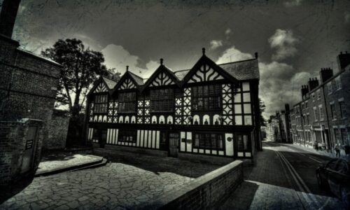 Stanley Palace Ghost Hunts, Chester